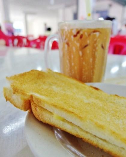 Imbi Market - Ah Weng Koh Hainan Tea & Coffee