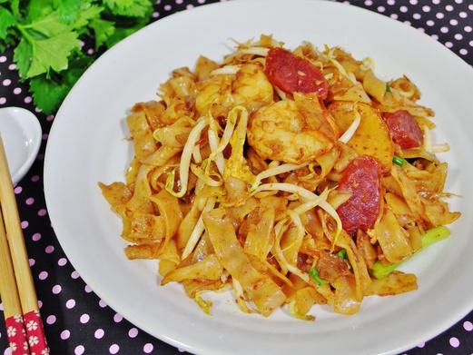 Penang Char Kway Teow Recipe