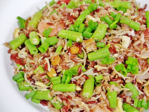 Salted Fish Fried Rice Recipe