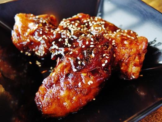 Burp Kitchen & Bar Coffee BBQ Wings