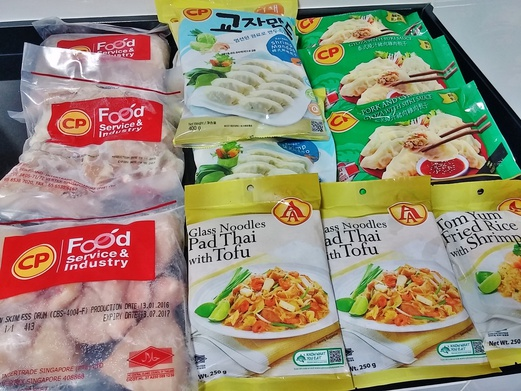 CP Foods Ready To Eat Frozen Meals and Raw Meats | Spring Tomorrow