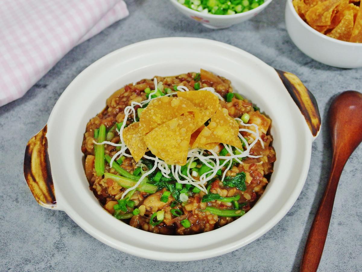 Fried Porridge Recipe 炒粥
