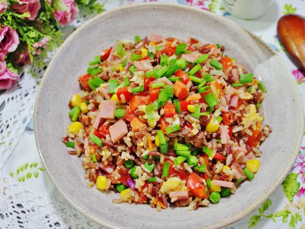 Ham Fried Rice Recipe