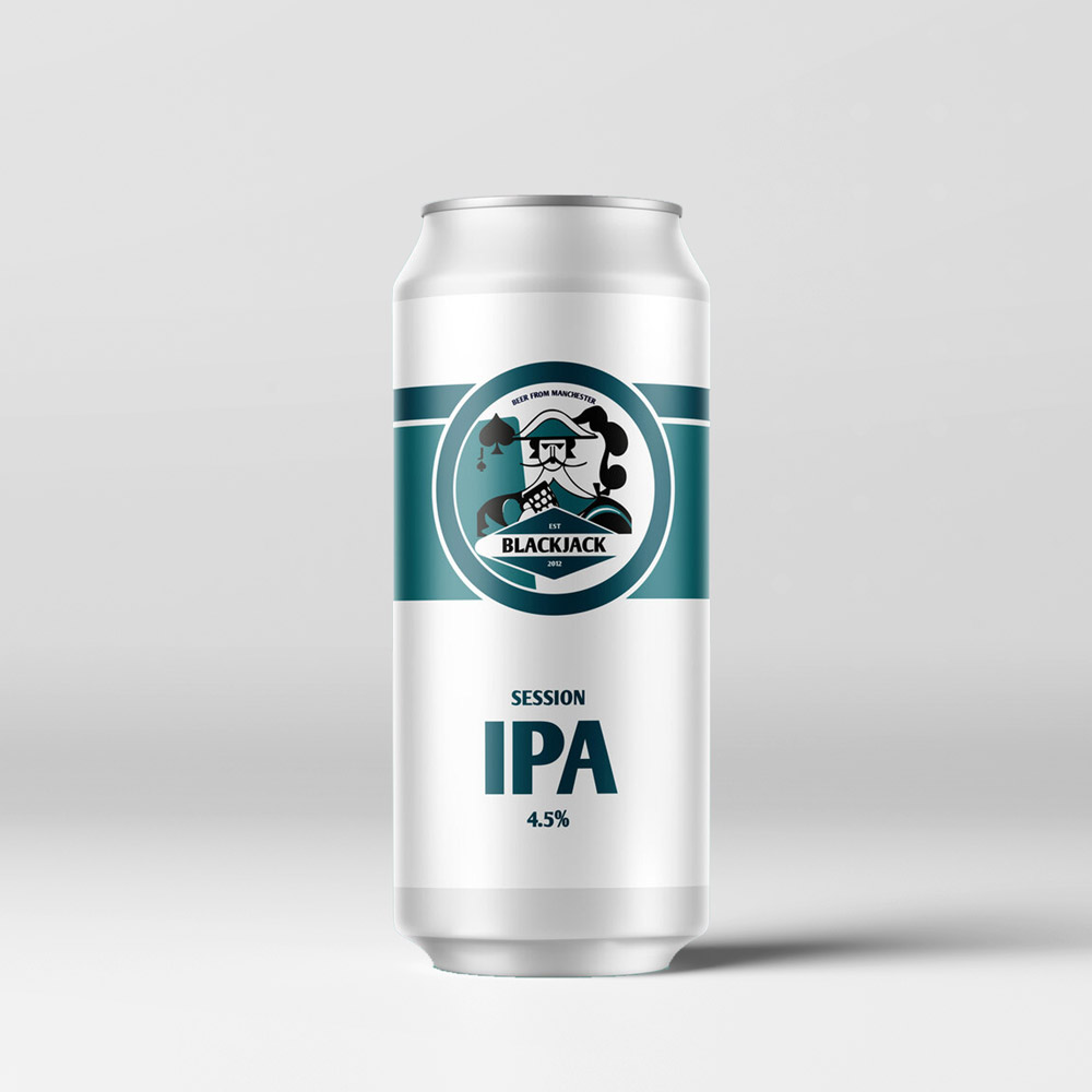 Blackjack Brewery — Session IPA Citra (4.5%)
