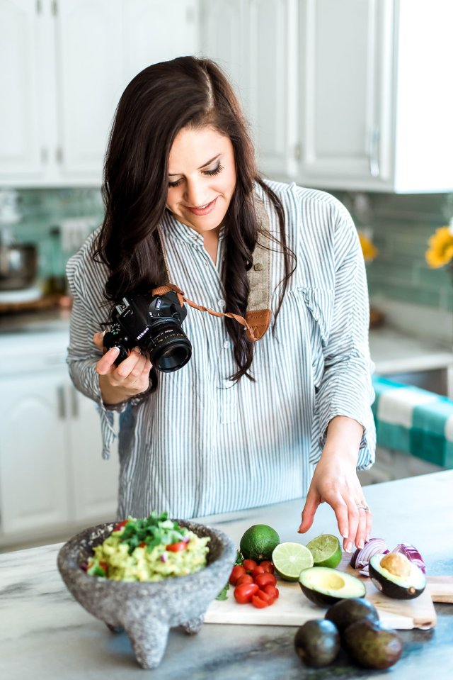 DC food photographer and stylist