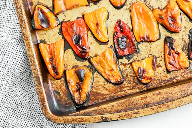 Divine Flavor Roasted Tribelli Sweet Peppers