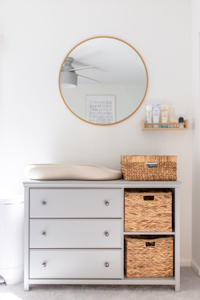 Gender Neutral Modern Nursery