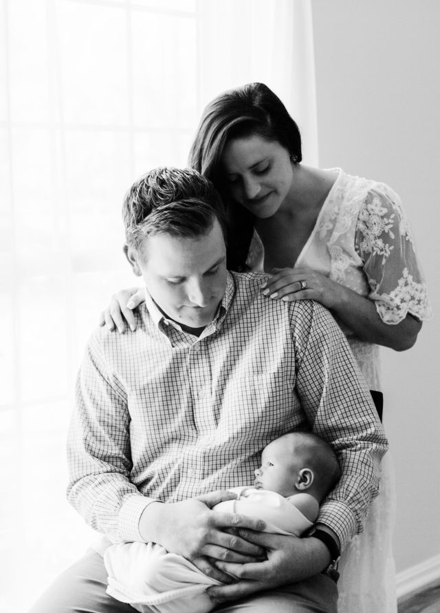 Wyatt's Birth Story