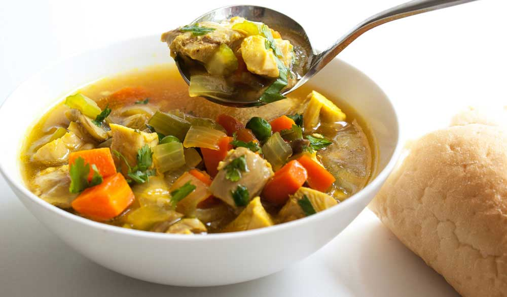 Cure All Chicken Soup