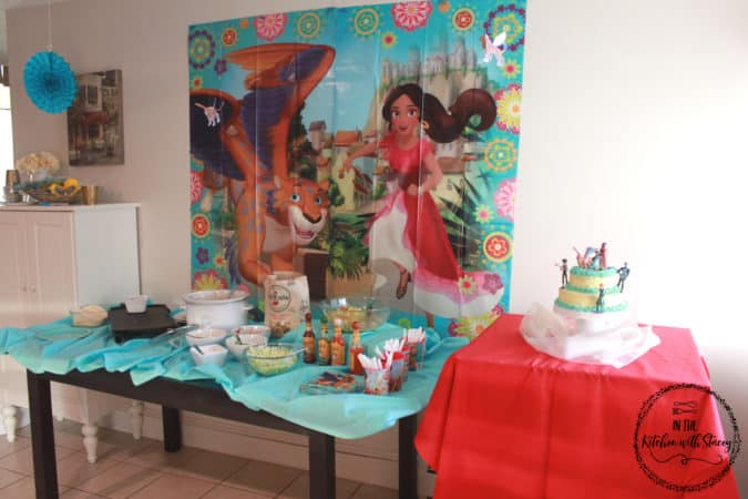 Elena Of Avalor Birthday Party Sprinkles By Stacey