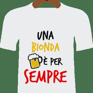 - T-shirt Idea Regalo Donna