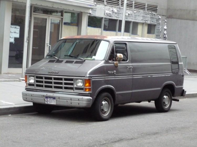 Dodge Ram Van | Sprinter Van Outpost