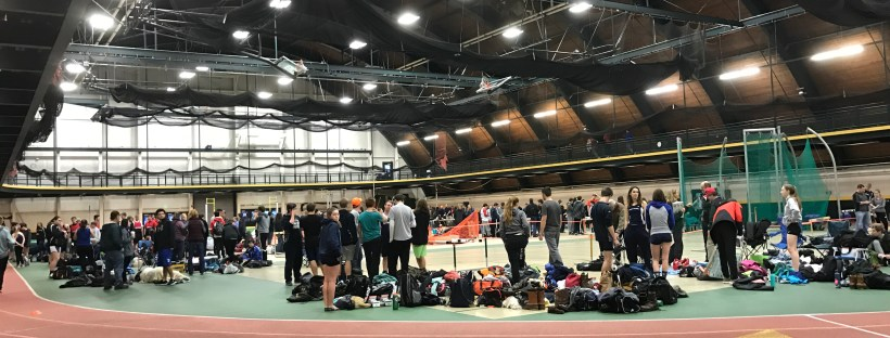 Vermont High School Track Meet