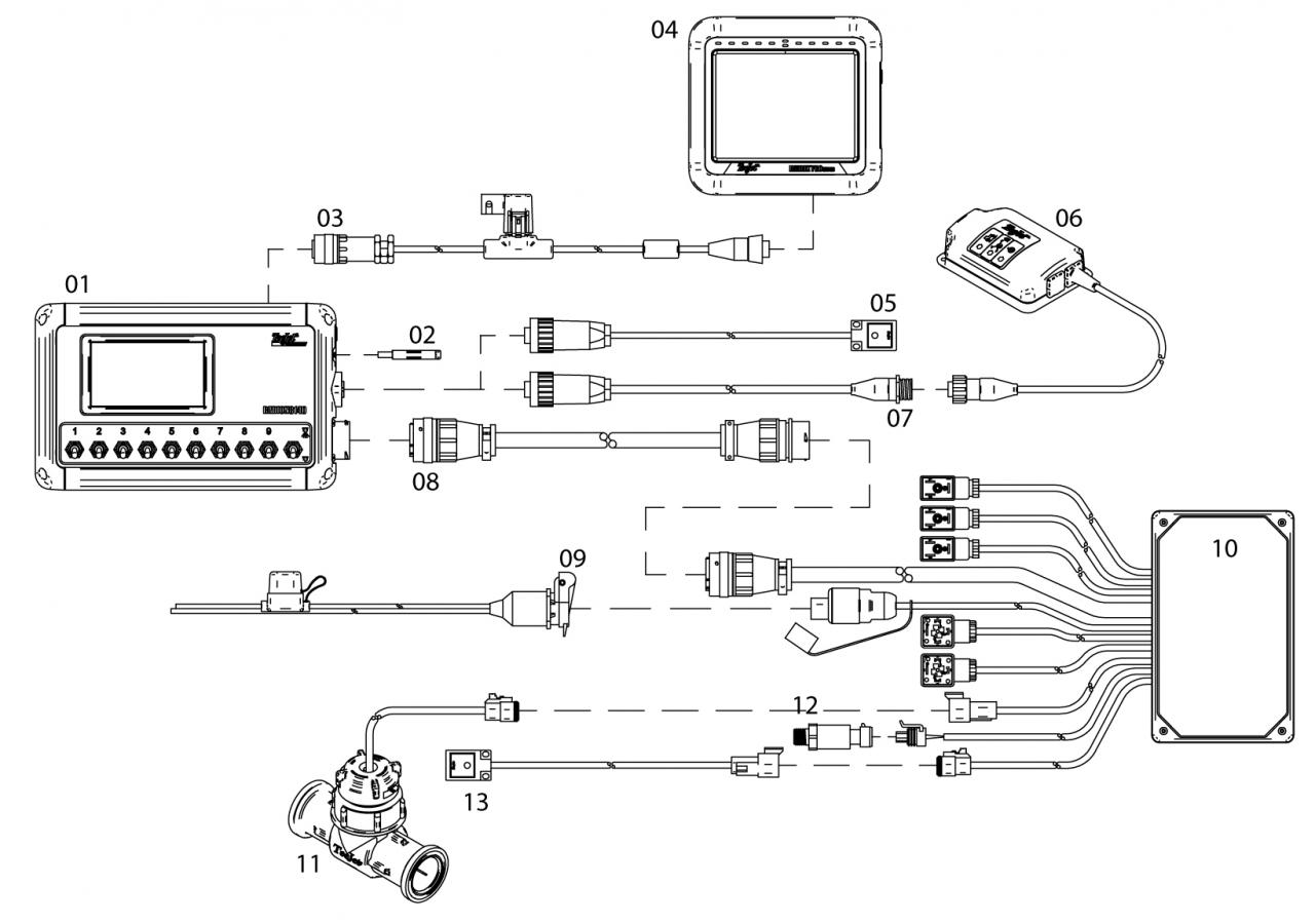 Fimco Pump Diagram