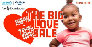 THE BIG LOVE SALE