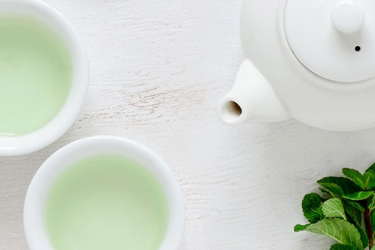 Superfood: Green Tea