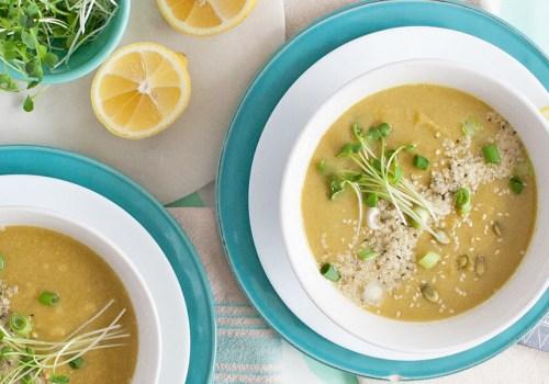 Detox-Friendly Asparagus Leek Soup