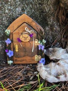 Secret Fairy Door