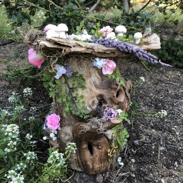 Deluxe Fairy House by Sprouted Dreams (4)