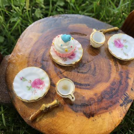 Fairy Dining Set (3)