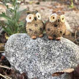 Fairy Garden Owl