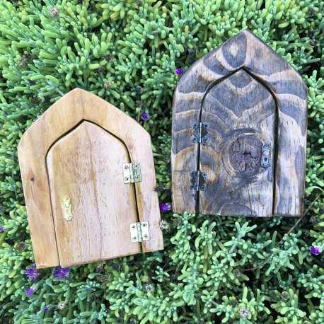 Fairy Doors for outdoor gardens