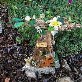 the Woodland Fairy House