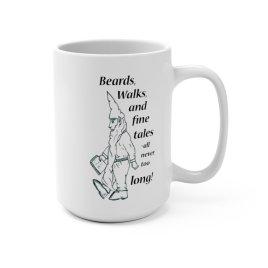 Gnome Mug for Beard Lovers