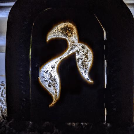 Ethereal Door lit