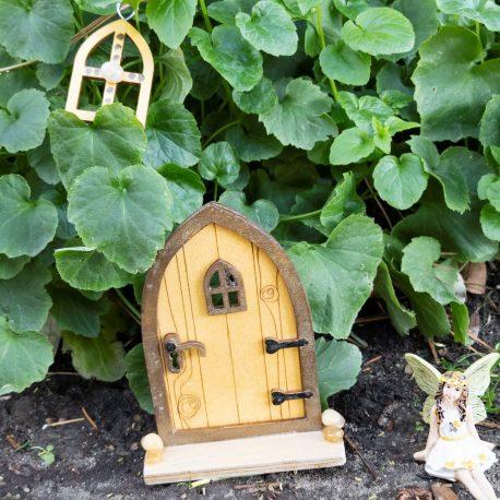 Fairy Tree Door and Window Set6