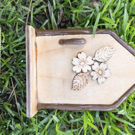 Timber Petals Pixie Door (2)