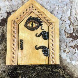 Dragon's Eye Door