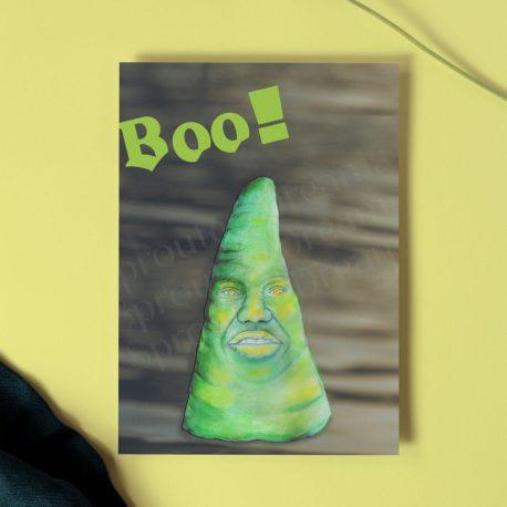 Boo moch up