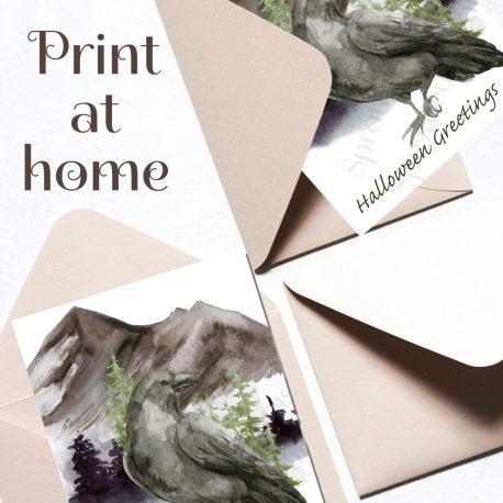 Print at home Raven 2