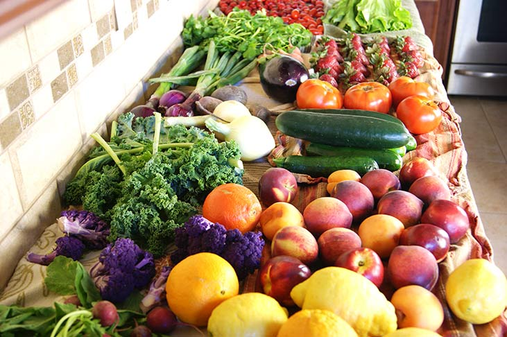 best way to clean fruit healthy vegetables and fruits list