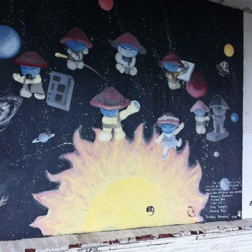 Kirkland Mural