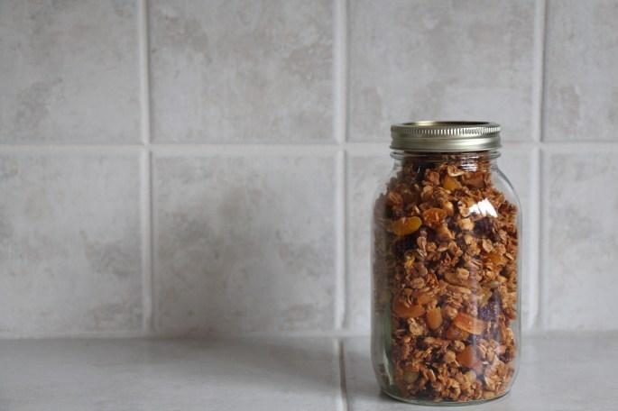 Dahlia Bakery Granola