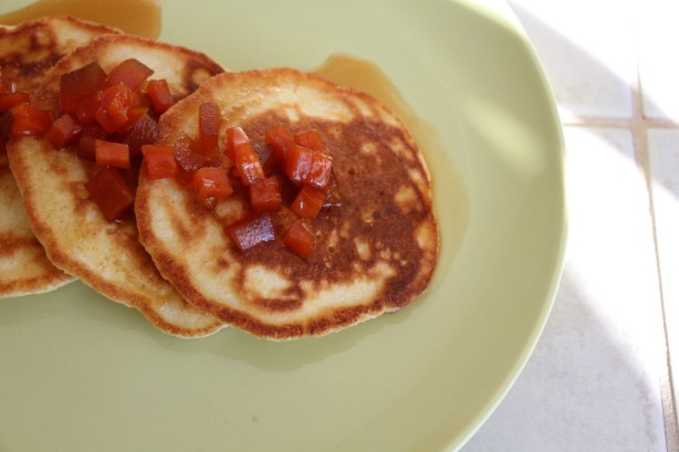Kate Smith's Griddle Cakes