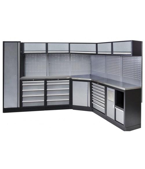 workshop-series-6pc-corner-stainless-steel-top