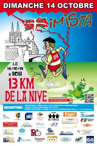 13kmde la Nive