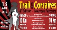 TRAIL DES CORSAIRES 2019