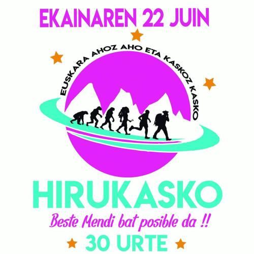 affiche Hirukasko