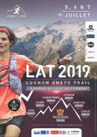 Affiche Luchon Aneto Trail