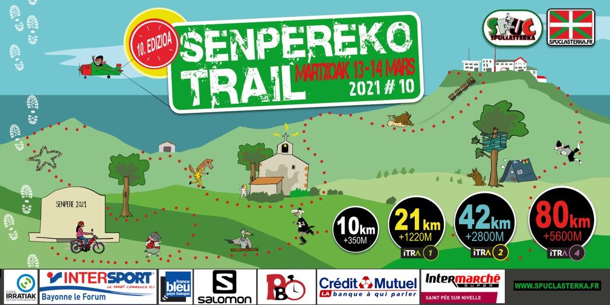 AFFICHE 2021 SENPEREKO TRAIL