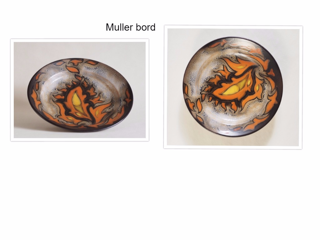 Leen Muller bord A