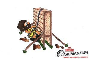 CavemanRunWall