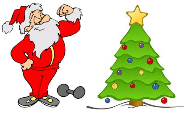 Santa-Tree