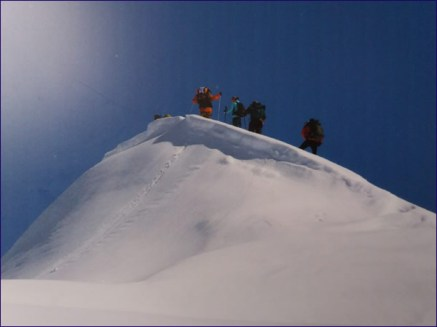 Der Gipfel ohne Nebel (Archivbild)