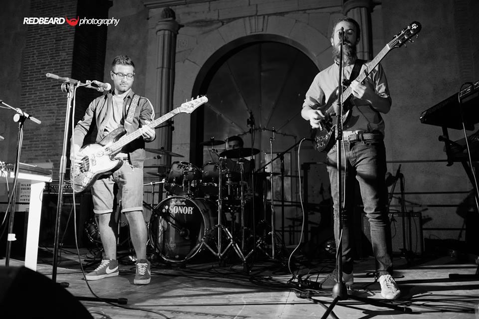 Transfiguration of Tom Rapp (indie folk) [Pisticci] - 2
