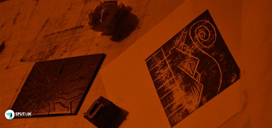 workshop xilografia - 3